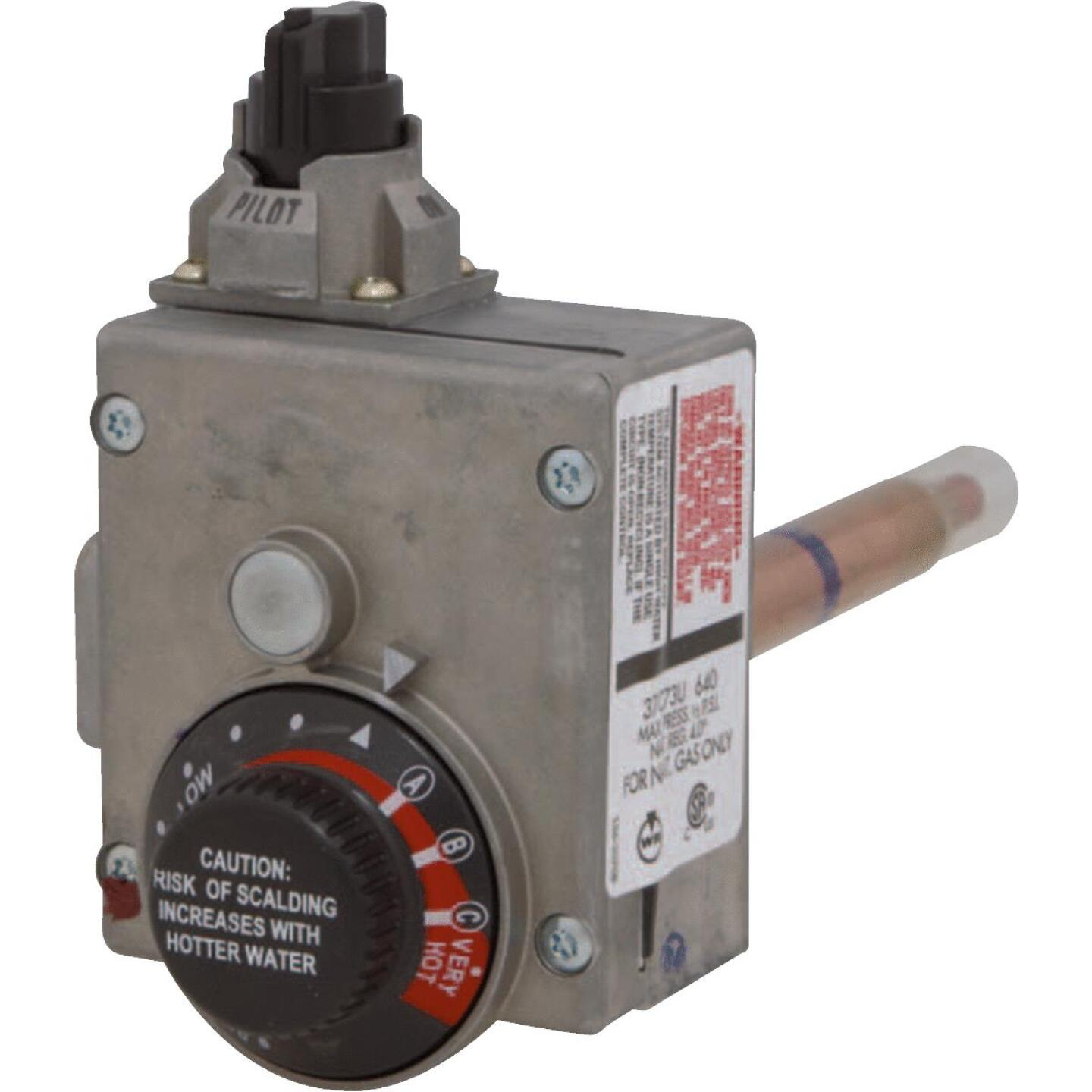 Reliance White-Rodgers Natural Gas Through 55,000 BTU Control Valve And Thermostat Image 1