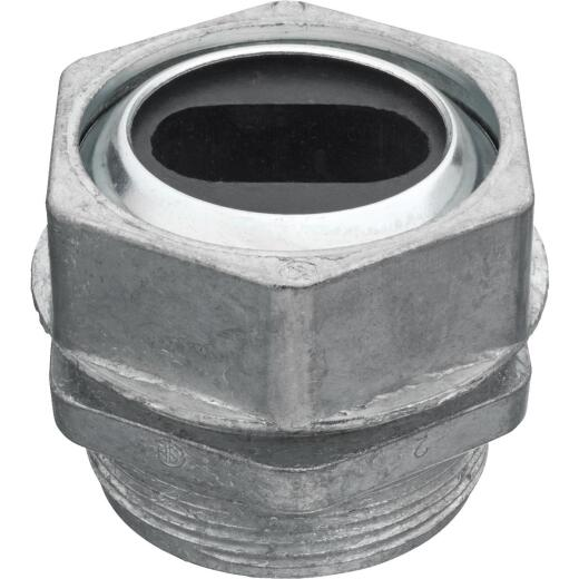 Steel City 1 In. Watertite U Flat Cast Body Watertite Connector