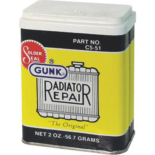 Gunk 2 Oz. Radiator Repair Sealant