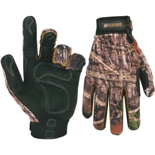 CLC Timberline Men's XL Synthetic Leather High Dexterity Winter Glove