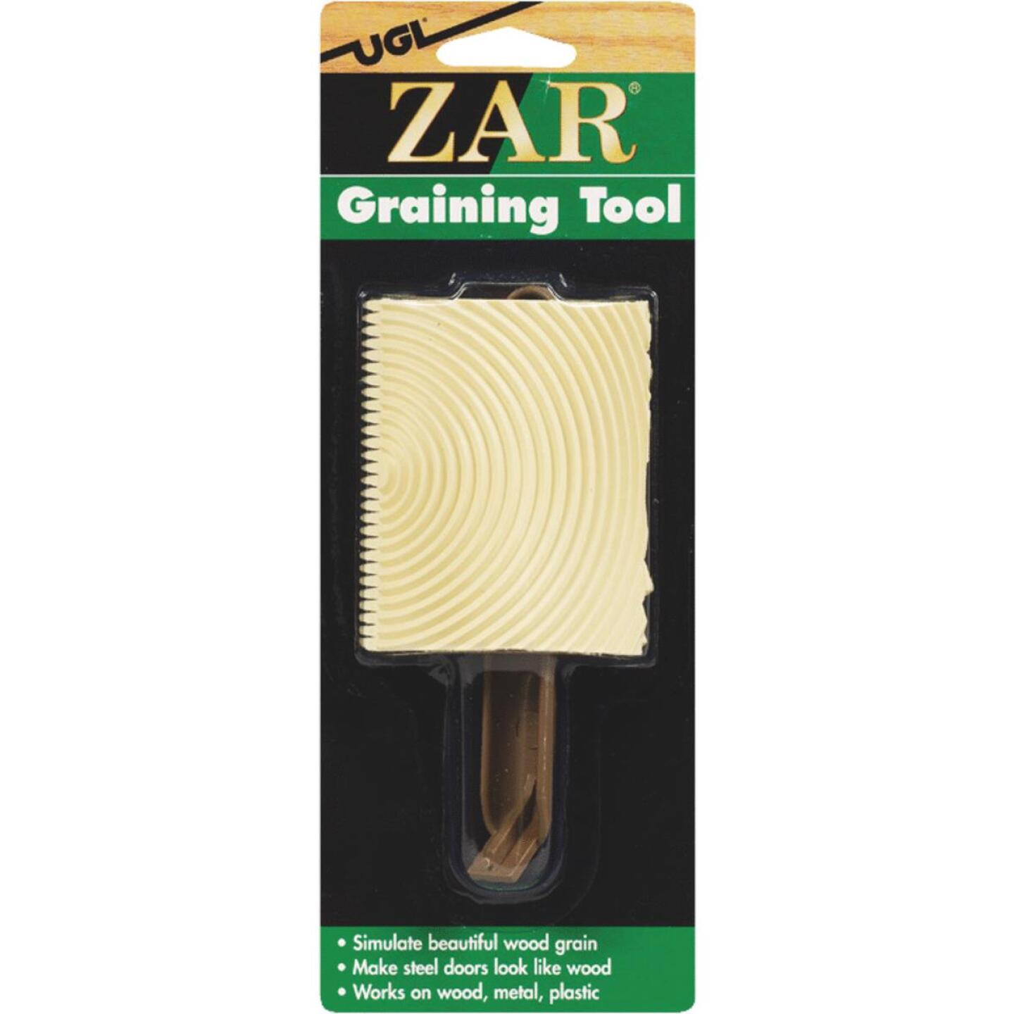 ZAR Wood Graining Tool Image 1
