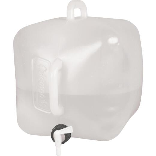 Coleman 5-Gal. Collapsible Plastic Water Carrier