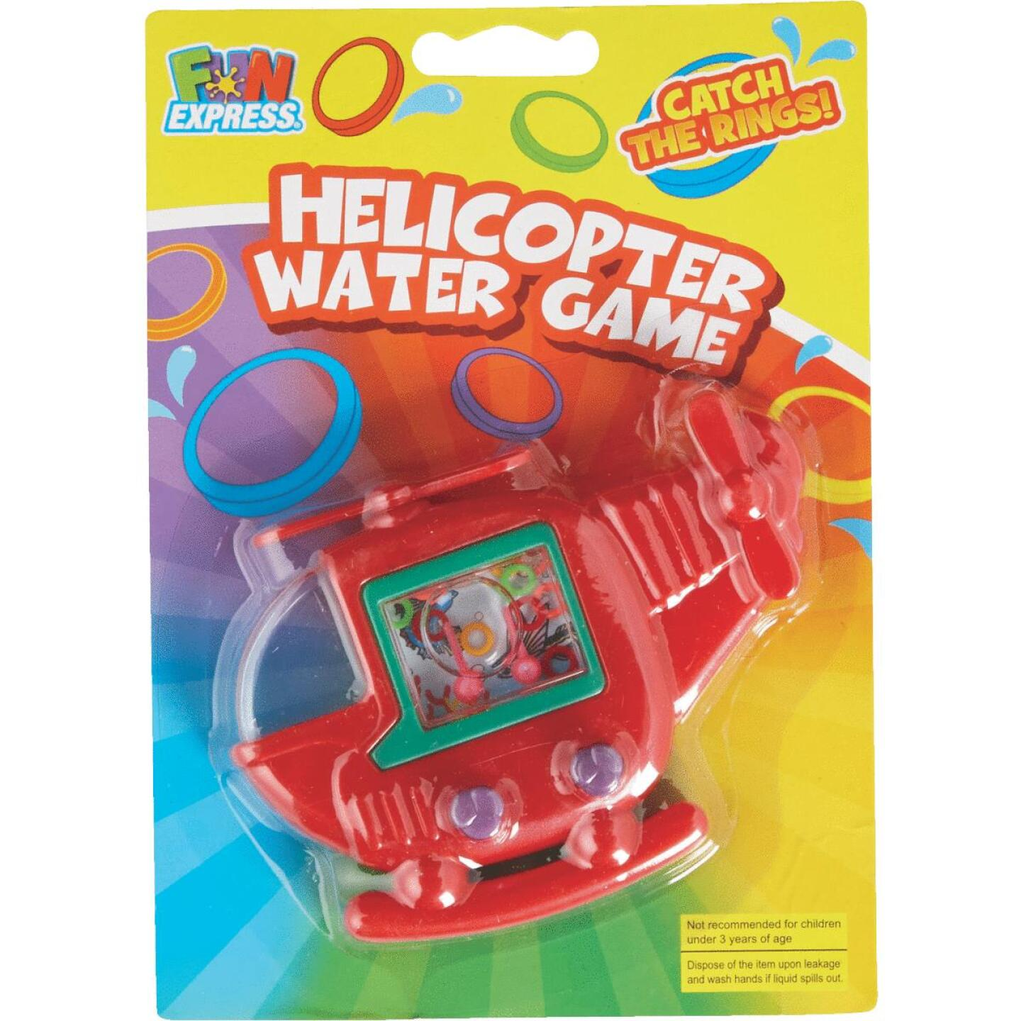 Fun Express Helicopter Water Game Image 2